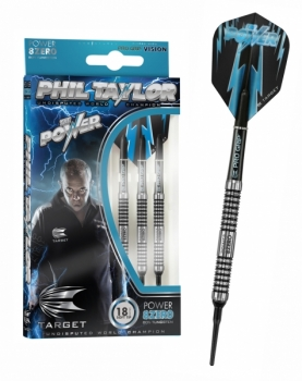 Target Phil Taylor Power 8Zero Softdart